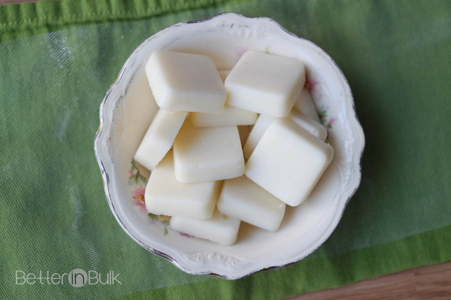 DIY Shea Butter Lotion Bars